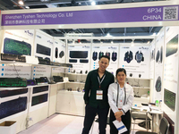Tyshen Technology Attended HK Global Sources Fair on 11-14th,Oct 2017