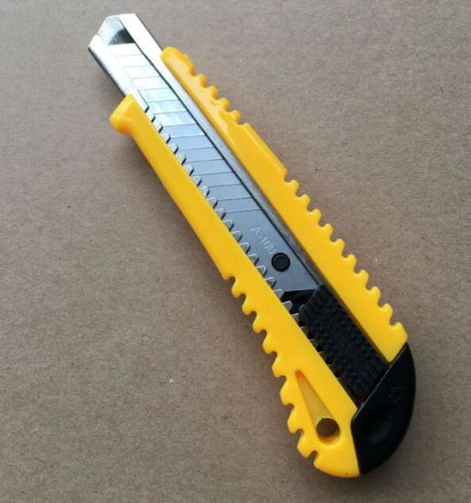 Handle Tools Wallpaper Cutting Knife Safety Designed Utility Knife