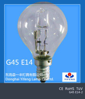 Eco Energy Saving G45 Halogen Bulb with CE, RoHS Approved