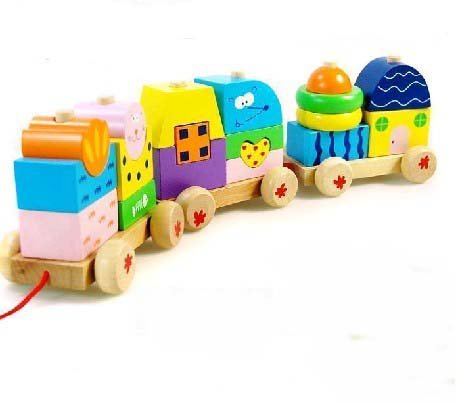 Wooden Toys Trains
