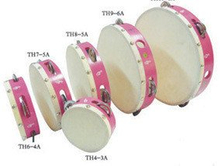 Children Musical Toys - Tambourine