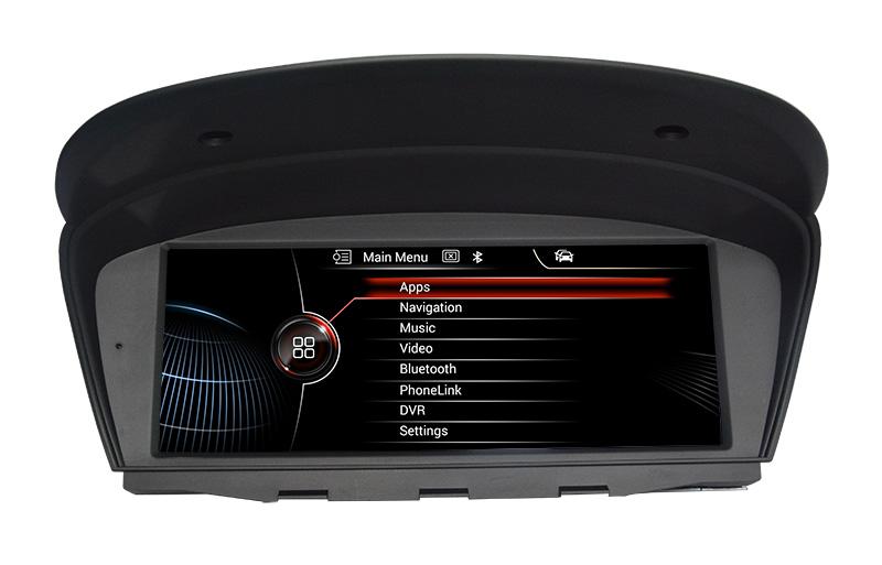 carplay 8 8 android car stereo bmw 5 e60 e61 m5 gps. Black Bedroom Furniture Sets. Home Design Ideas