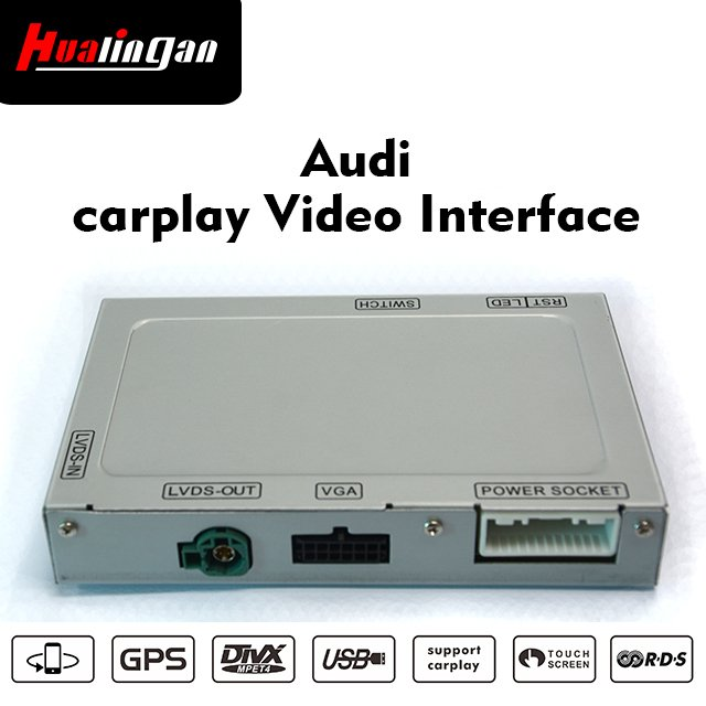 Audi A6 /A7 Car Video Interface