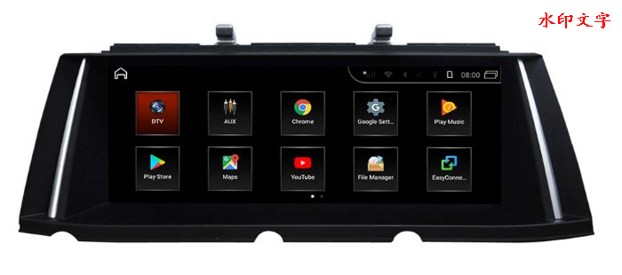 "Bmw 7 Series F01/F02/F03 CIC 10.25""Android 8 Car Stereo Multimedia DAB OBD AUX USB 4g Wifi Apple CarPlay"