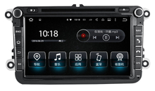 "8""carplay Car Dvd Gps Volkswagen Android 9.0 Dvd Navigation Wifi Connection,4g Internet Carplay Auto"