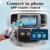 carplay Android 7.1/1.6 GHZ CAR DVD GPS for Dodge RAM 1500 car audio player