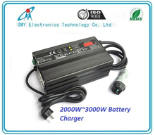 2500W Battery Intelligent Charger for Electric Vehicle