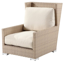 Garden Rattan/Wicker Furniture Sofa Set (LN-2142)