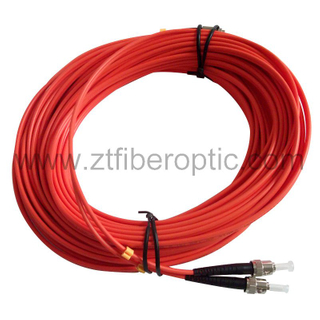Multimode Duplex St Optic Patch Cord