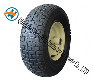 6.50- 8 Pneumatic Wheel for Wagon, Cart, Tralier, Rubber Wheel
