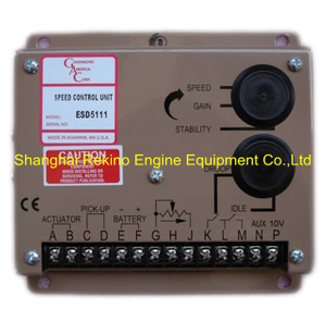 GAC ESD5111 speed controller control unit