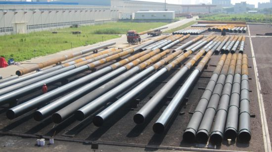 API5l LSAW Carbon Steel Pipe for Construction Project