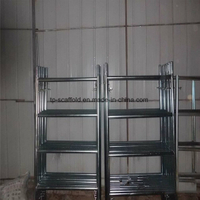 Construction Used Shoring Frame Scaffolding