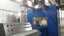 Automatic Zinc Spraying Line for LPG Cylinder Production