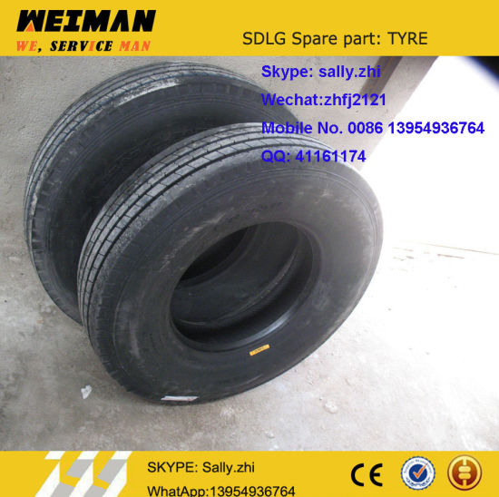 Brand New Tyre 9.5r17.5 for Sdlg Loader LG936/LG956/LG958