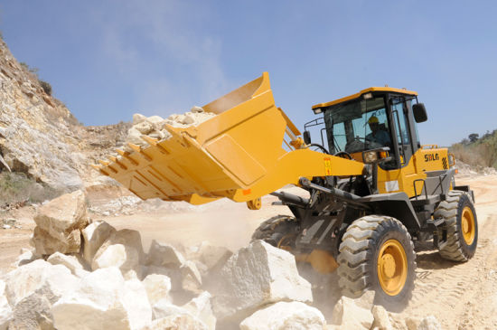 Earth Moving Machinery 3t Wheel Loader Sdlg LG936L for Sale