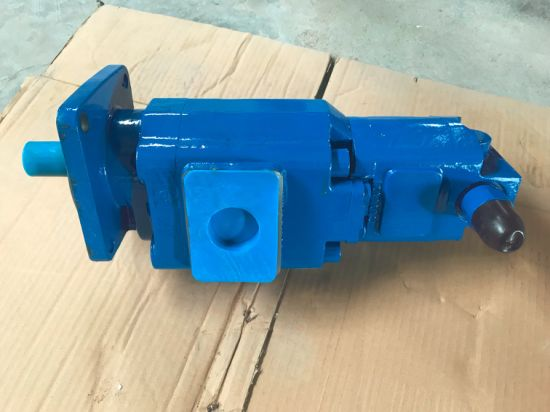 Sdlg Wheel Loader L958f LG958L LG968 Gear Pump 4120001969 Jhp2100/Gj0010c-Xf L