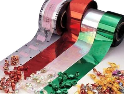 PVC twist wrap film