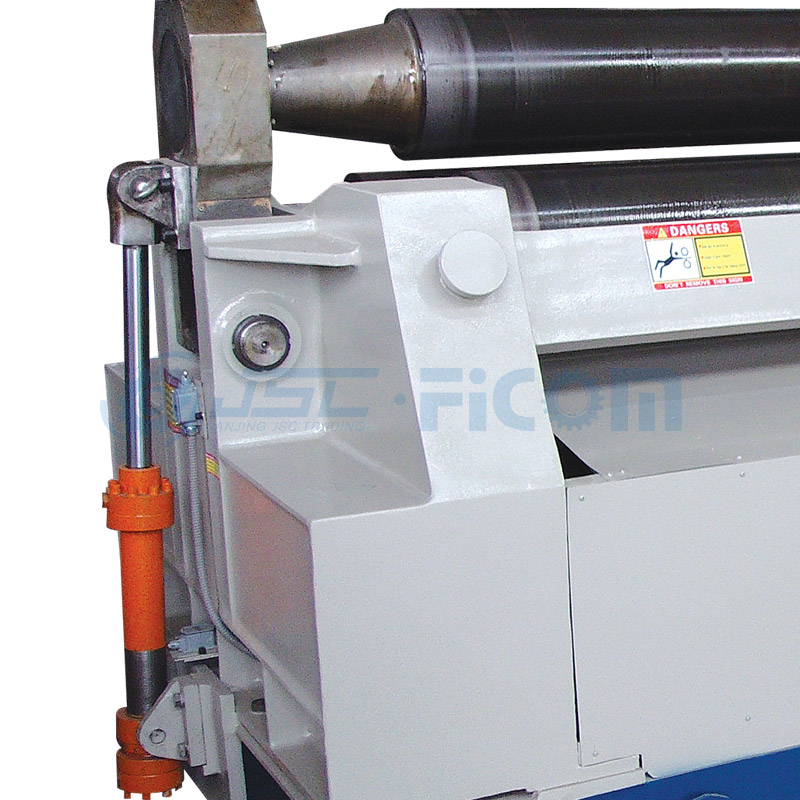 RM12 Series 4-Roller Rolling Machine