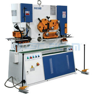 IW Series Hydraulic Iron Worker