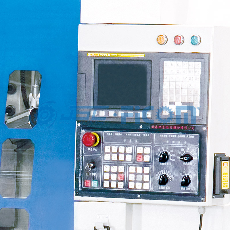 S Series Bed Type NC Milling Machine