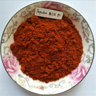 Dried Paprika Powder ASTA 80 Gluten Free for Food Seasoning