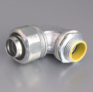 Malleable Iron Liquid Tight Connector Angle
