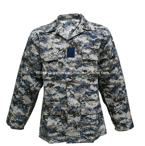1102 Bleu Digital Camouflage Bdu Military Uniform