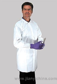 Microporous Lab Coat (LC-04)