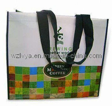 Laminated Shopping Bag, Made of PP Woven (LYSP29)