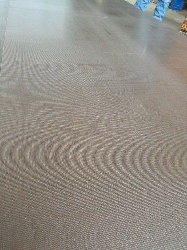Anti-Slip Film Faced Plywood Single Side with Eucalyptus Core