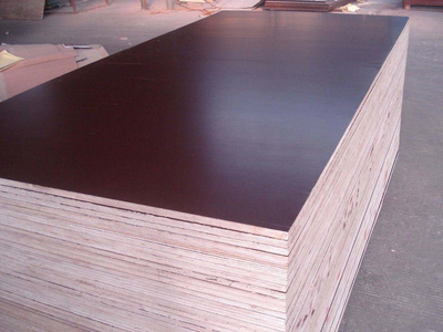 Shuttering Plywood with Brown Film Poplar Core First Grade