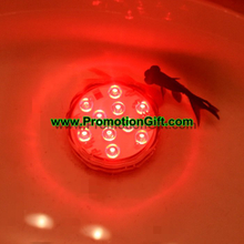 Remote controlled LED water light