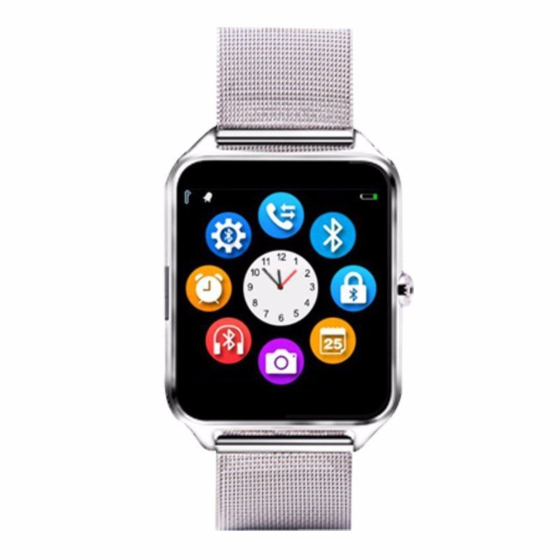 Z60 Bluetooth Smart Watch Support Phone Card and Store Card Camera Sports Watch