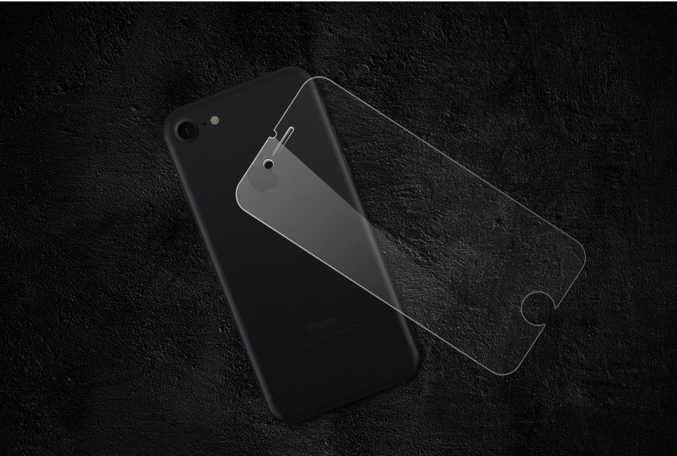 9h Screen Protector for iPhone 7/7 Plus Privacy Screen Protector