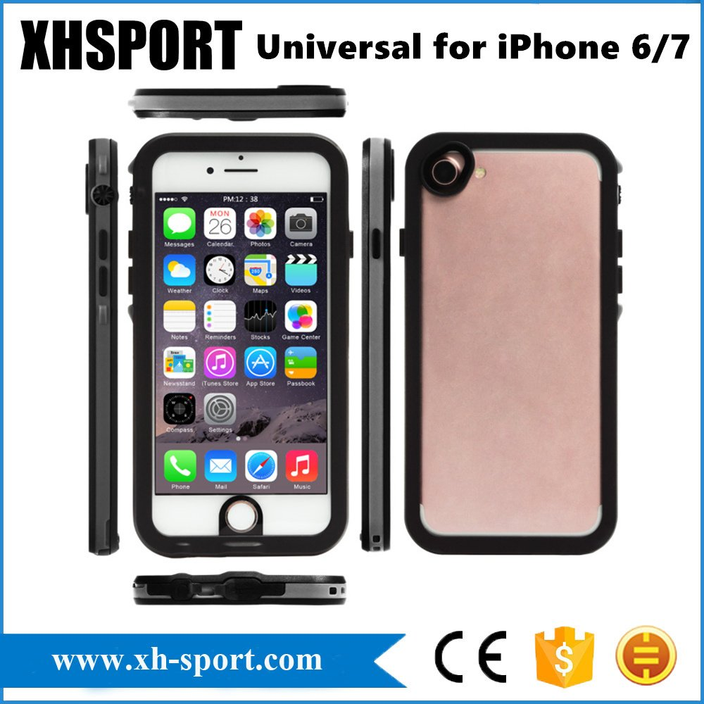 New Super Slim Universal Waterproof Mobile Phone Case for iPhone6/7