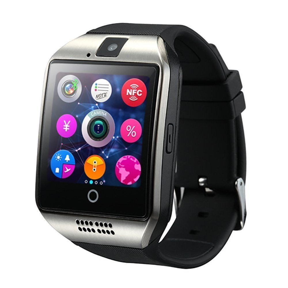 Smart Phone Watch Q18 Bluetooth Watch with Camrea for iPhone