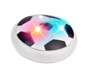 Electric Suspension Football Soccer Ball with Colorful Light Air Soft Leisure Sport Toys Educational Toy for Children Gift