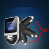 Bluetooth Car Kit Bluetooth Handsfree Wireless FM Transmitter in Car Radio Stereo Adapte Car MP3 Player
