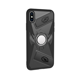Wholesale Hot Game Phone Case for IPhone X with 360 Degree Ring PC Protective Phone Case for IPhone with Magnetic