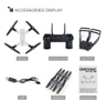 Altitude Hold Aerial Fpv WiFi Camera Foldable Drone SG700