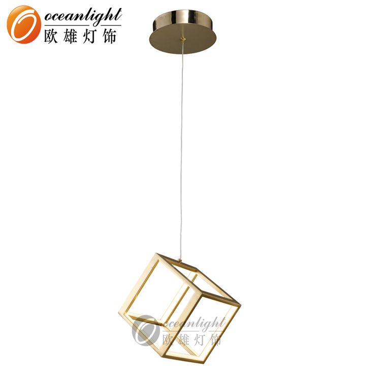 Contemporary Hight Adjustable Chandeliers Lighting Acrylic Droplight OMD8180003-3