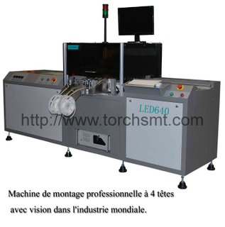 Assembleuse automatique LED640