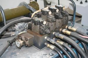 Éléments hydrauliques