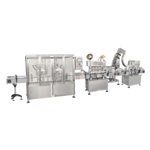 oatmeal filling line for jar, can, tin