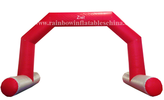 RB21004(6x5x4m)Inflatable Welcome Arch For Commercial Activities
