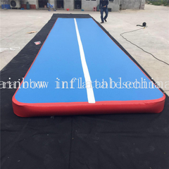 RB9020(12x2m) Inflatable tumble track air mat for gymnastics