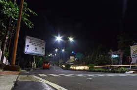 Street light, solar light, road lamp, highspeed way light