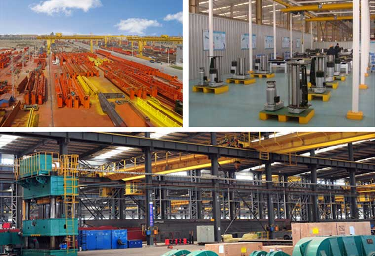 Crane Manufacturing Workshop