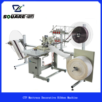 CTF Mattress Decorative Ribbon Machine